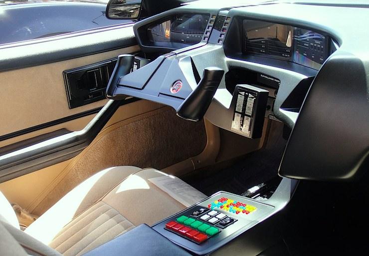 Wie schauen die Autos der Zukunft aus? Wird K.I.T.T. Realität? (Infografik)