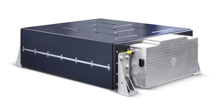 Neue High Performance-Batterie-Technologie mit 18 min. Ladezeit und aktiver Einzel-Zellen-Kühlung