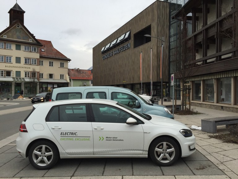EVENT: Erster Elektrofrühling im Congress Saalfelden