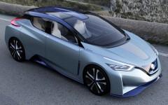Genfer Autosalon 2016: Nissan präsentiert Mobilitätskonzepte der Zukunft und den IDS Concept