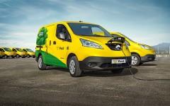 NEWS: 160 Nissan e-NV200 bei der Österreichischen Post