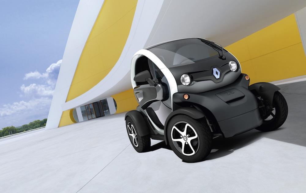 NEWS: Renault Twizy in Österreich ab sofort vorsteuerabzugsberechtigt