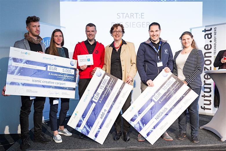 NEWS: Sieger der E-Mobility-Challenge START-E stehen fest