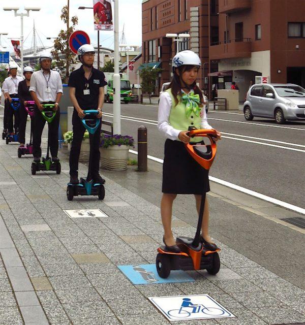 NEWS:Toyota Winglet wird in Tokio öffentlich getestet