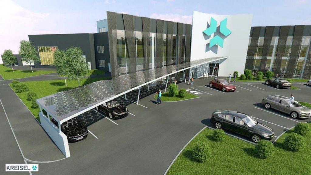 NEWS: Kreisel Electric baut eigene Batterie-Fabrik in Oberösterreich, um Volumenproduktion auszubauen