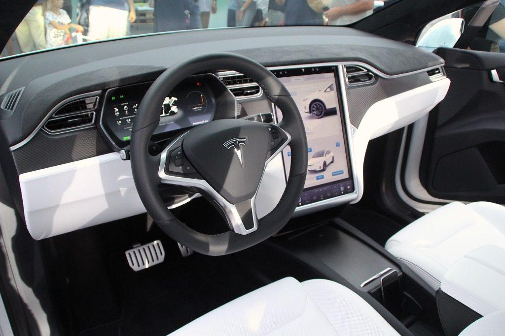 Tesla Model X Praesentation Graz08