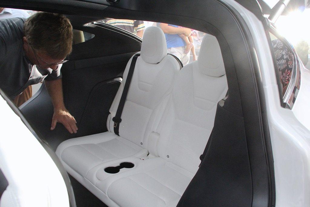 Tesla Model X Praesentation Graz09