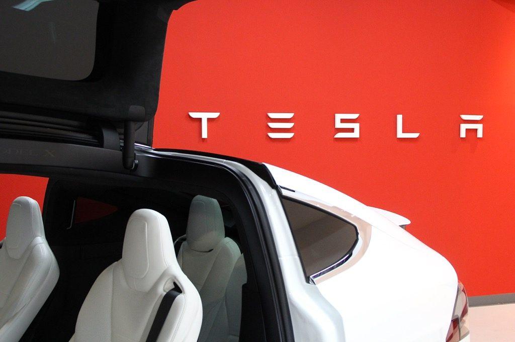 Tesla Model X Praesentation Graz23