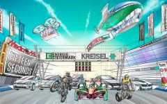 Krone E-Mobility Play Days in Spielberg