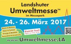 1. Sternfahrt der Elektromobile zur Landshuter Umweltmesse