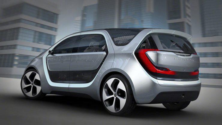 Höhere Reichweite von Elektrofahrzeugen dank besserer Aerodynamik