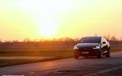 Ein Wochenende mit dem Tesla Model X – Testbericht & Video (Teil 1)