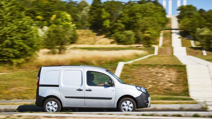 Upgrade für Renault Kangoo Z.E.: 270 km Reichweite und Kaufakku optional