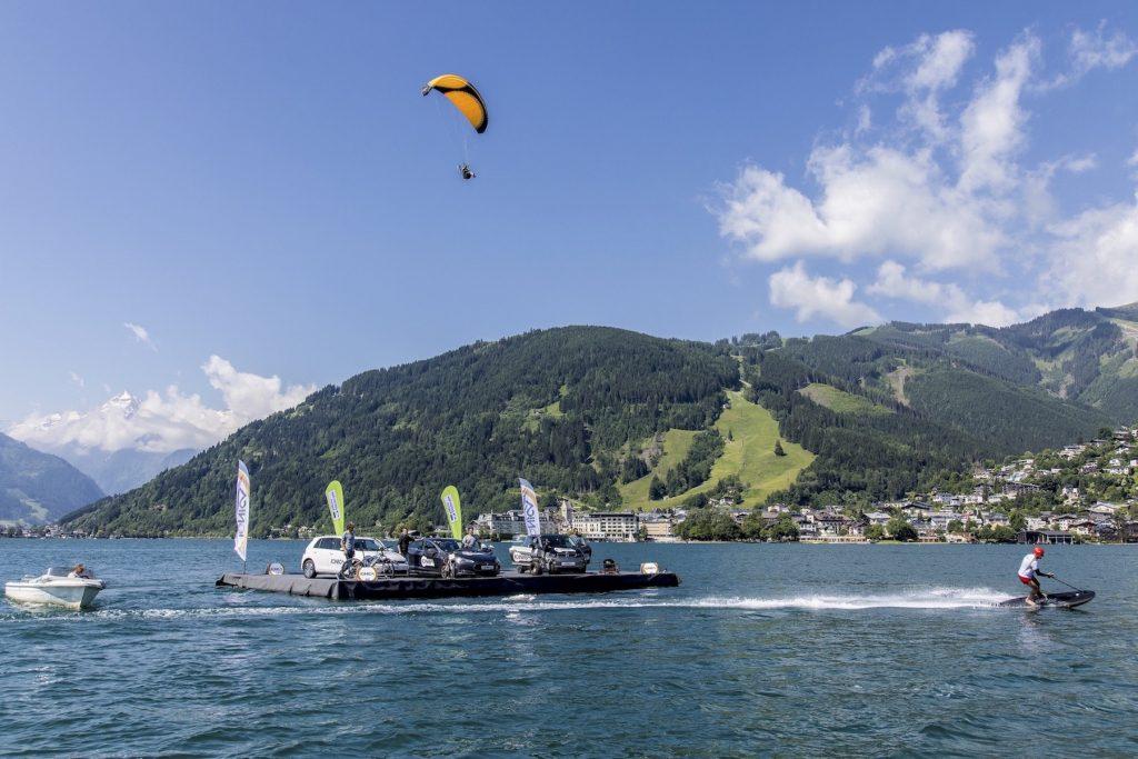 IONICA: Das spektakulärste E-Mobility-Event Österreichs