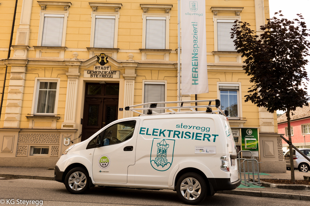 """""""momo – Modern Mobil 2017"""" elektrisiert Steyregg"""