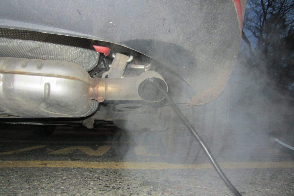 Deutsche Regierung hat sich beim Dieselgipfel mit Alibi-Maßnahme abspeisen lassen