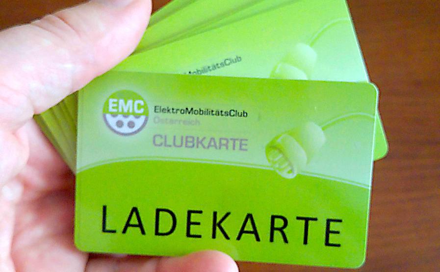Eine für Alle! Die EMC-Mitgliedskarte mit Roamingfunktion