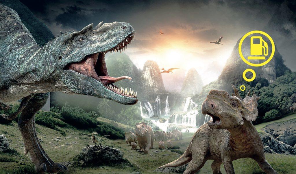 Vom Aussterben bedroht: Droht Zapfsäulen bald das Schicksal der Dinosaurier?