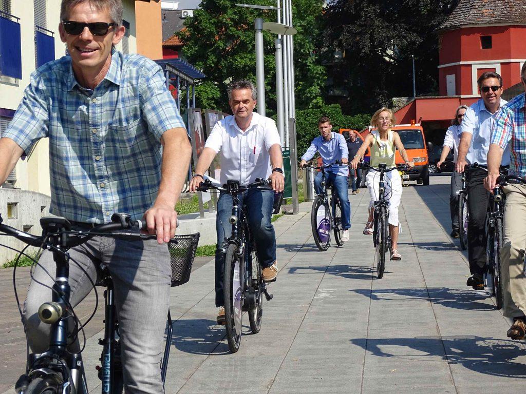 Sycube kommt mit praktischer Komplettlösung für den E-Bikesharing-Markt