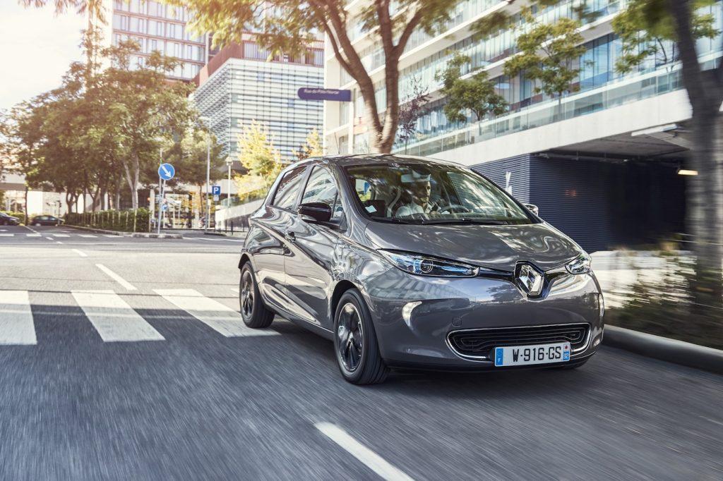 Jedes 4. Elektroauto in Österreich ist ein Renault ZOE