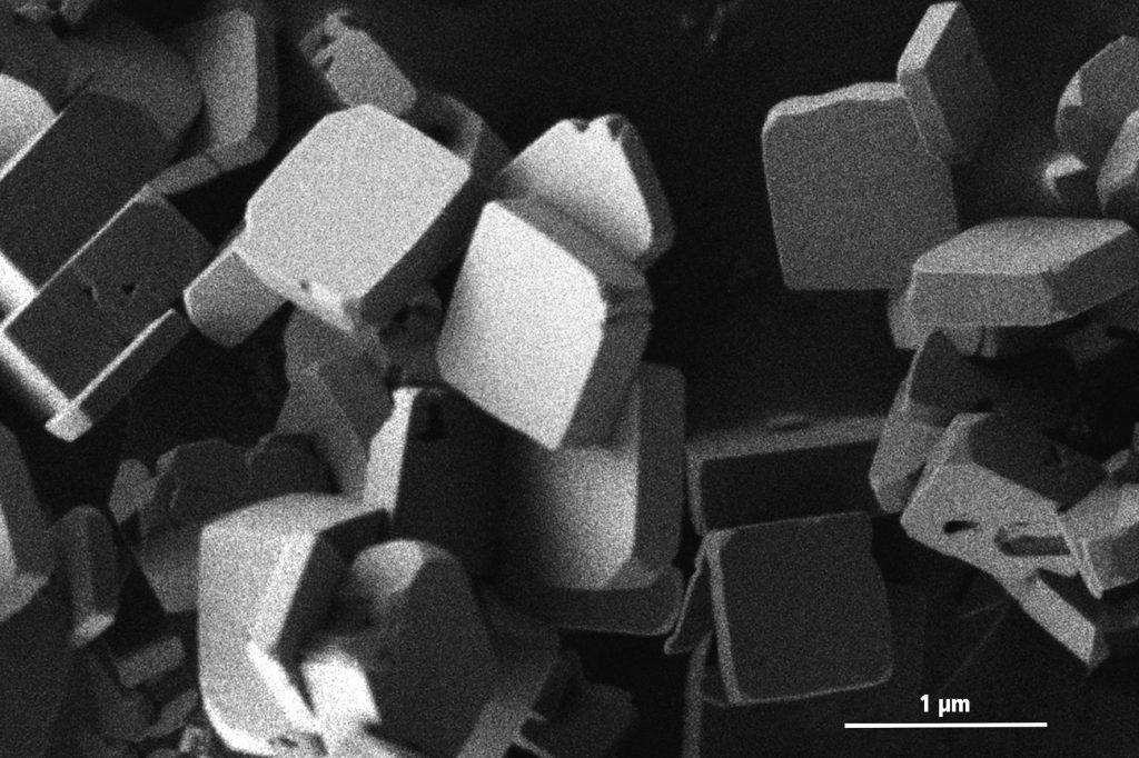 Elektroden-Materialien für Akkus aus der Mikrowelle