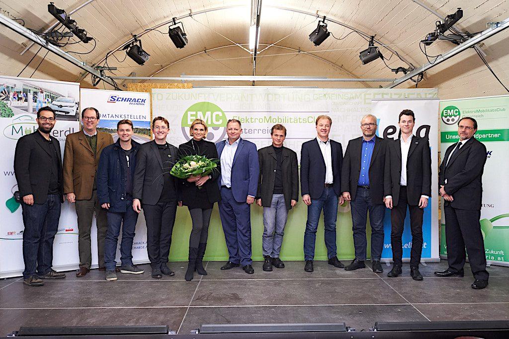 1. Elektromobilitätskongress des ElektroMobilitätsClub Österreich in Steyregg