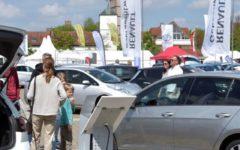 8. Fahrzeugschau Elektromobilität
