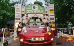 7. New Energies Rallye ?eský Krumlov 2018
