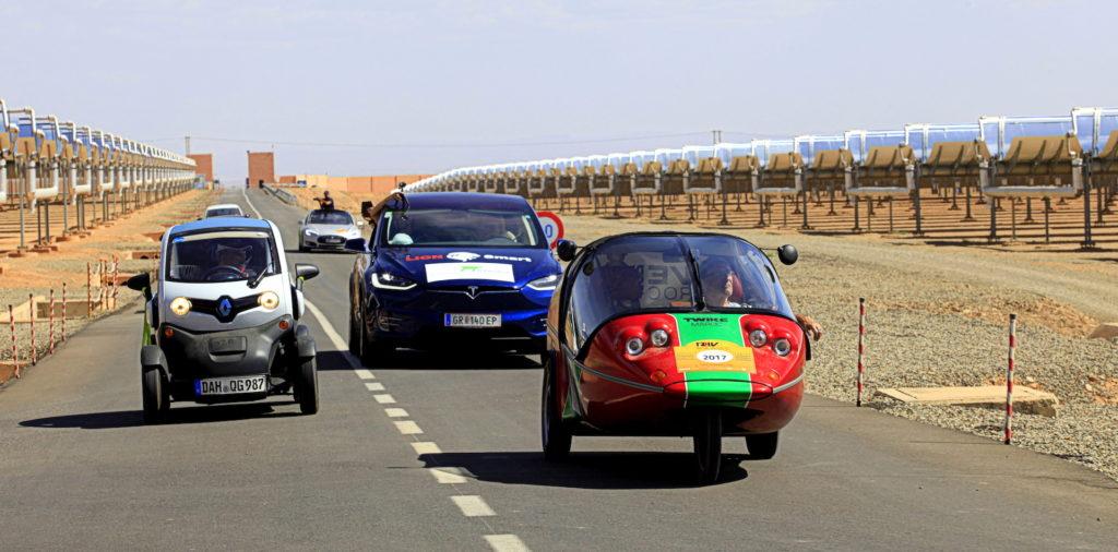 Zweite E-Rallye RIVE MAROC geht im Herbst in Marokko an den Start