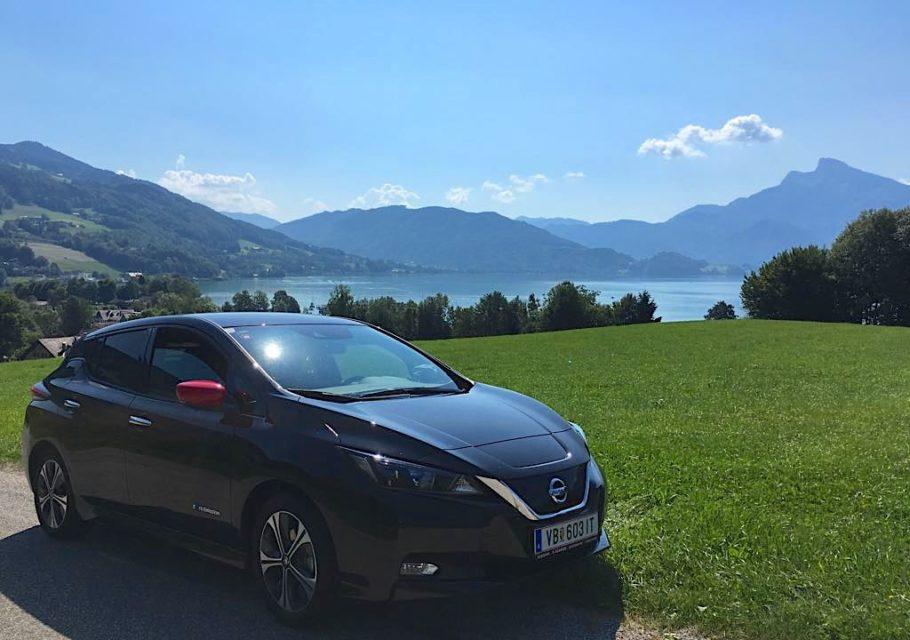 """Nissan Leaf: Ein """"High-Heel"""" kommt selten allein…"""