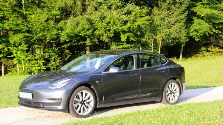 Tesla Model 3-Test Folge 02 (Details, Video und Fotostrecke)