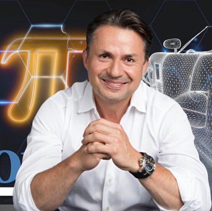 Holger Thorsten Schubart, CEO der Neutrino Energy Group