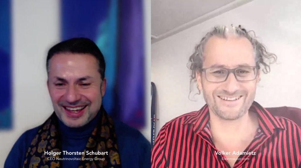Holger Schubart und Volker Adamietz